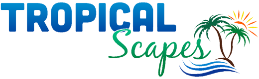 Tropical Scapes Pool Services Logo